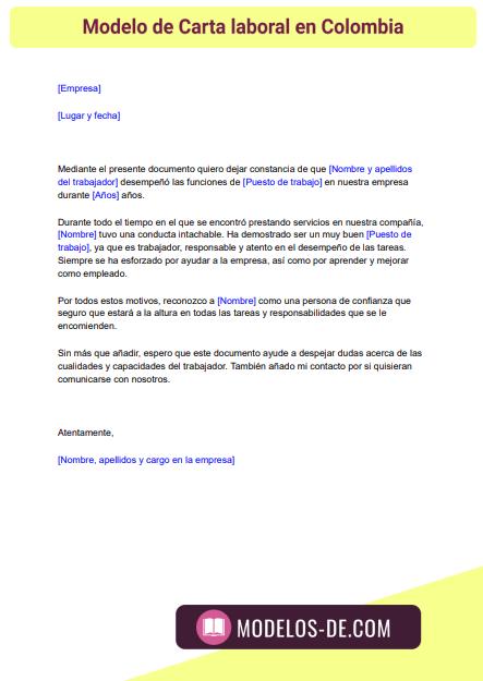 modelo-carta-laboral-colombia