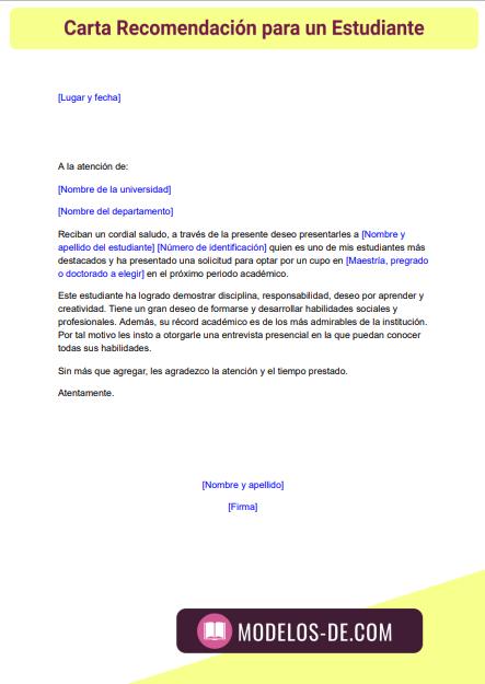 modelo-carta-recomendacion-para-estudiante-ejemplo