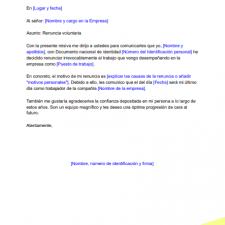 modelo-carta-renuncia-laboral