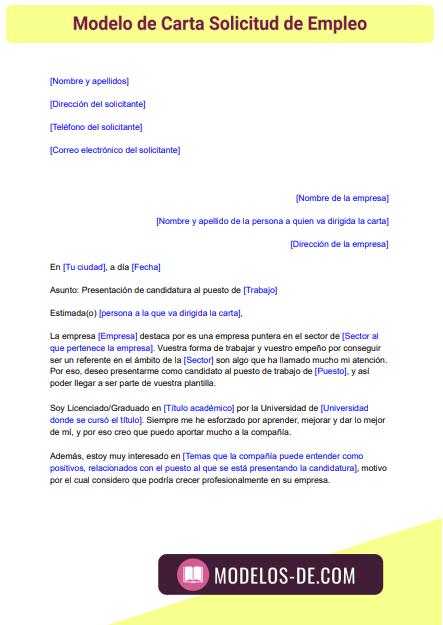 modelo-carta-solicitud-empleo