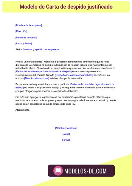 modelo-carta-despido-justificado