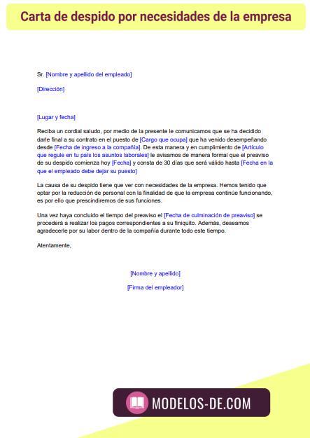 modelo-carta-despido-por-necesidades-empresa