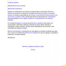 modelo-carta-recomendacion-para-maestria