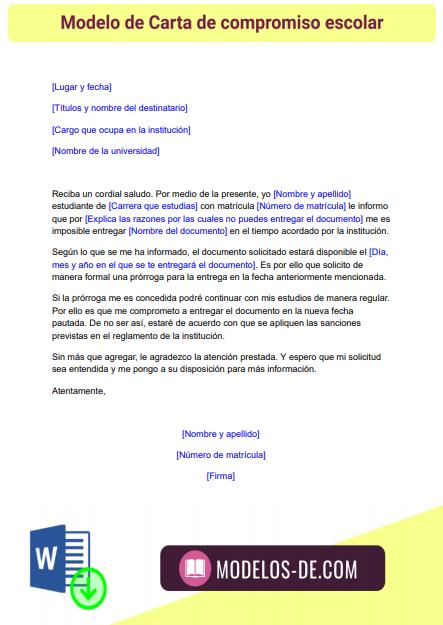 modelo-carta-compromiso-escolar