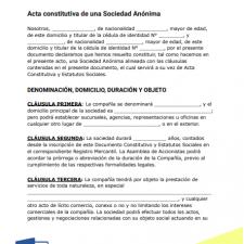 modelo-acta-constitutiva-de-empresa-ejemplo