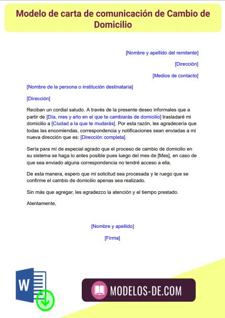 modelo-carta-comunicacion-cambio-domicilio