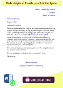 modelo-carta-solicitar-ayuda-alcalde