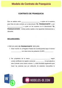 modelo-contrato-franquicia-ejemplo-formato