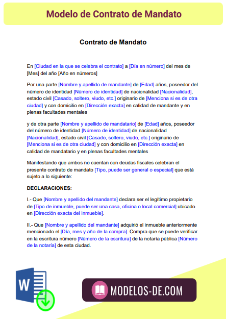 modelo-contrato-mandato-ejemplo-formato