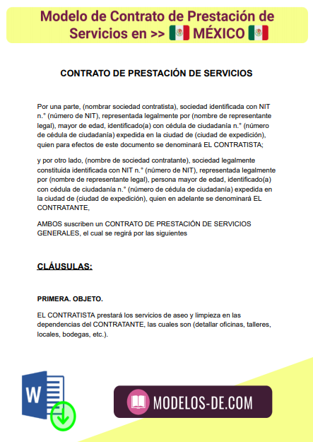 modelo-contrato-prestacion-servicios-mexico-ejemplo-formato