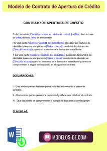modelo-contrato-apertura-de-credito-ejemplo-formato