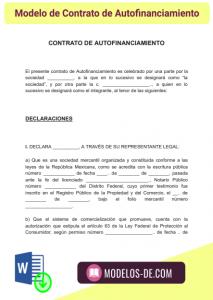 modelo-contrato-autofinanciamiento-ejemplo-formato