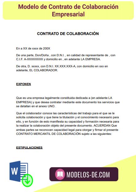 modelo-contrato-colaboracion-empresarial-ejemplo-formato