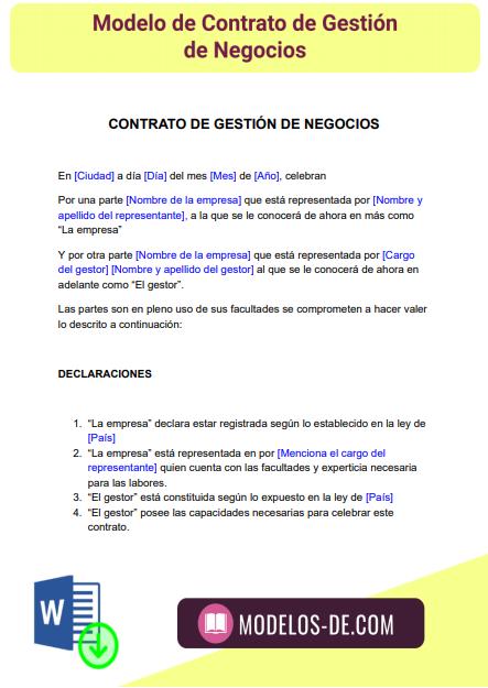 modelo-contrato-gestion-negocios-ejemplo-formato
