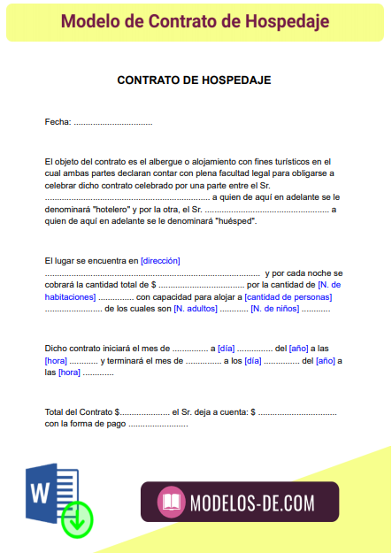 modelo-contrato-hospedaje-ejemplo-formato