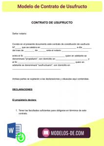modelo-contrato-usufructo-ejemplo-formato