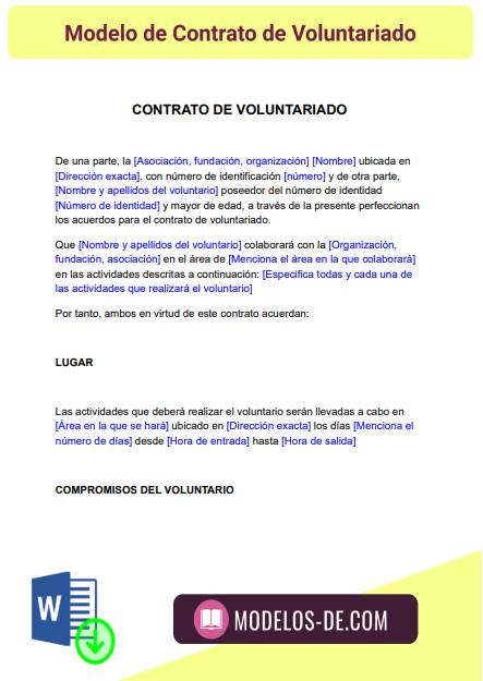 modelo-contrato-voluntariado-ejemplo-formato