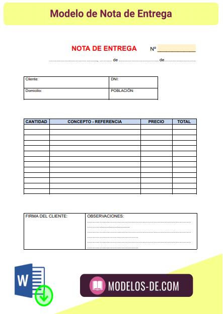modelo-nota-entrega-plantilla-ejemplo-formato-word-excel