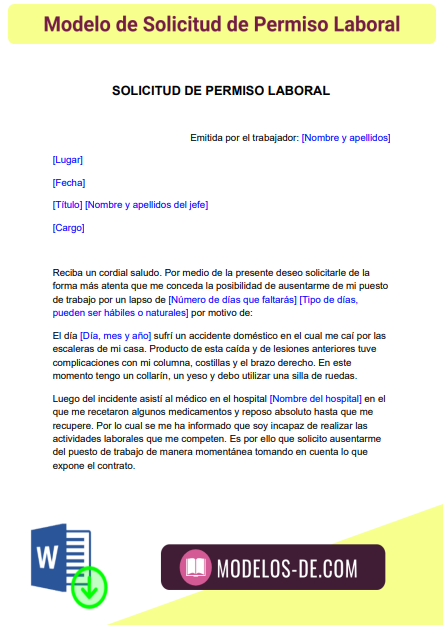 modelo-solicitud-permiso-laboral-ejemplo-formato