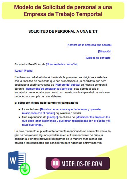 modelo-solicitud-persona-empresa-trabajo-temporal