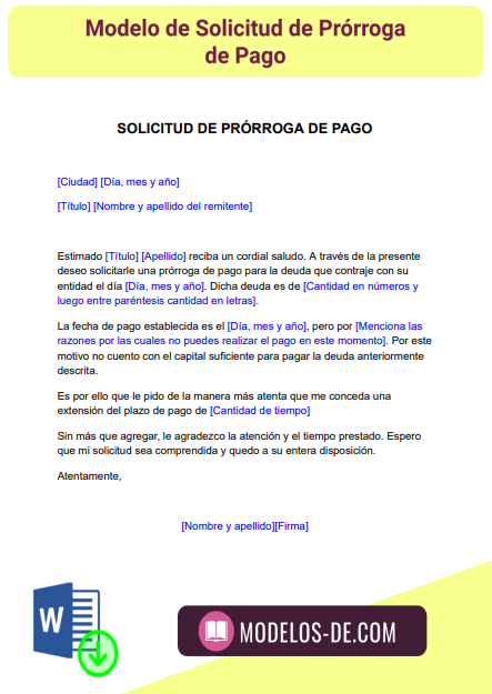 modelo-solicitud-prorroga-pago-ejemplo-formato