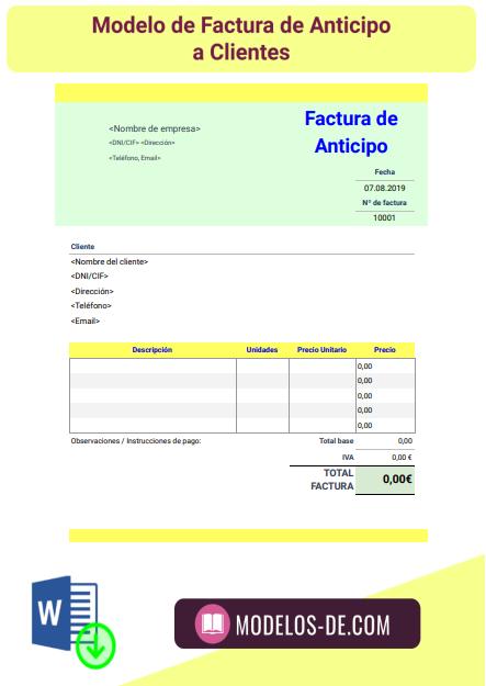 plantilla-modelo-factura-anticipo-clientes