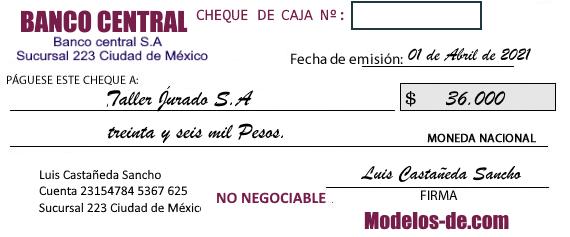 cheque-caja