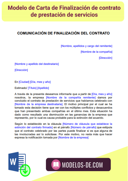 modelo-carta-finalizacion-contrato-prestacion-servicios