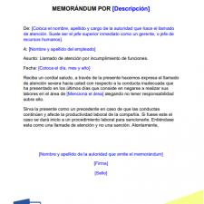 modelo-memorandum-memorando-llamada-llamado-atencion