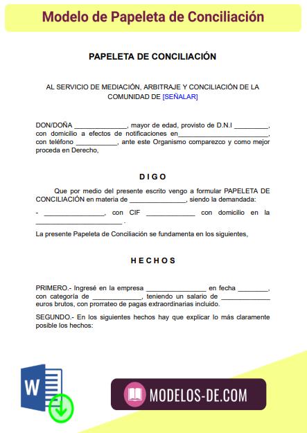 modelo-papeleta-conciliacion-general