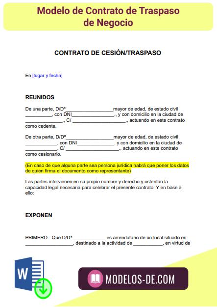 modelo-plantilla-contrato-traspaso-negocio