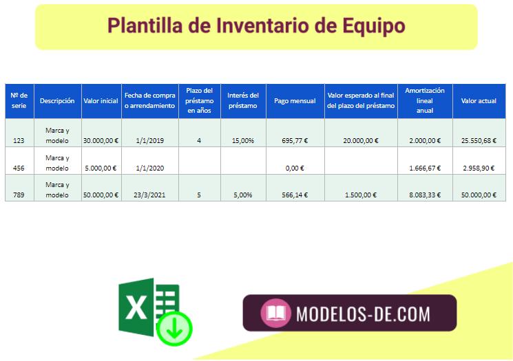 modelo-plantilla-inventario-equipo-equipamento-excel-descargar