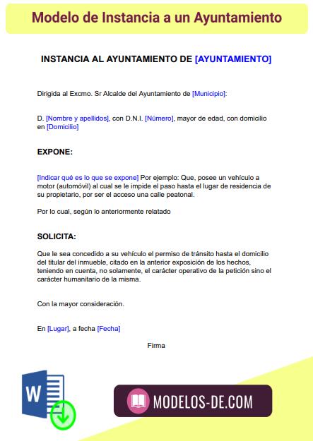 plantilla-modelo-instancia-a-ayuntamiento