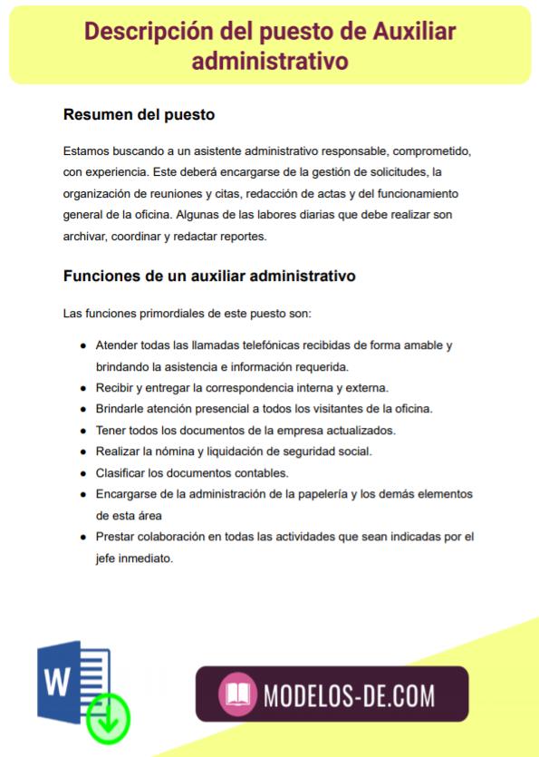 ejemplo-modelo-formato-plantilla-descripcion-puesto-auxiliar-administrativo