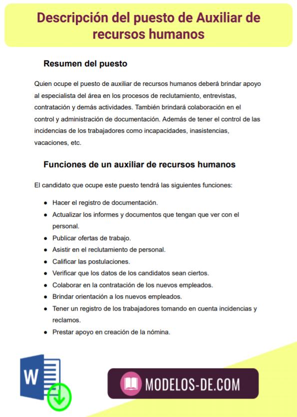 ejemplo-modelo-formato-plantilla-descripcion-puesto-auxiliar-recursos-humanos
