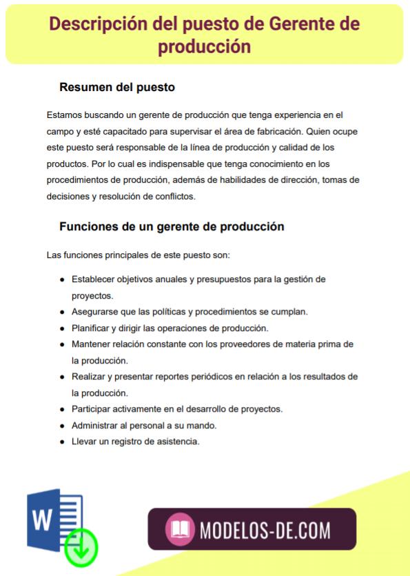 ejemplo-modelo-formato-plantilla-descripcion-puesto-gerente-produccion