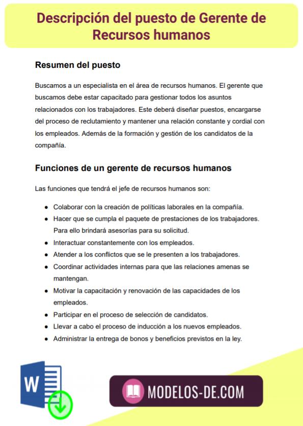 ejemplo-modelo-formato-plantilla-descripcion-puesto-gerente-recursos-humanos