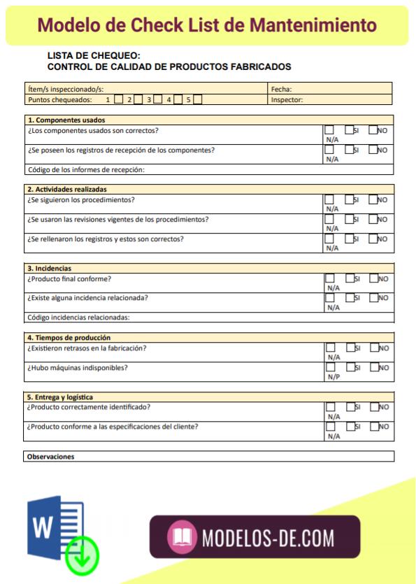 modelo-plantilla-formato-checklist-mantenimiento