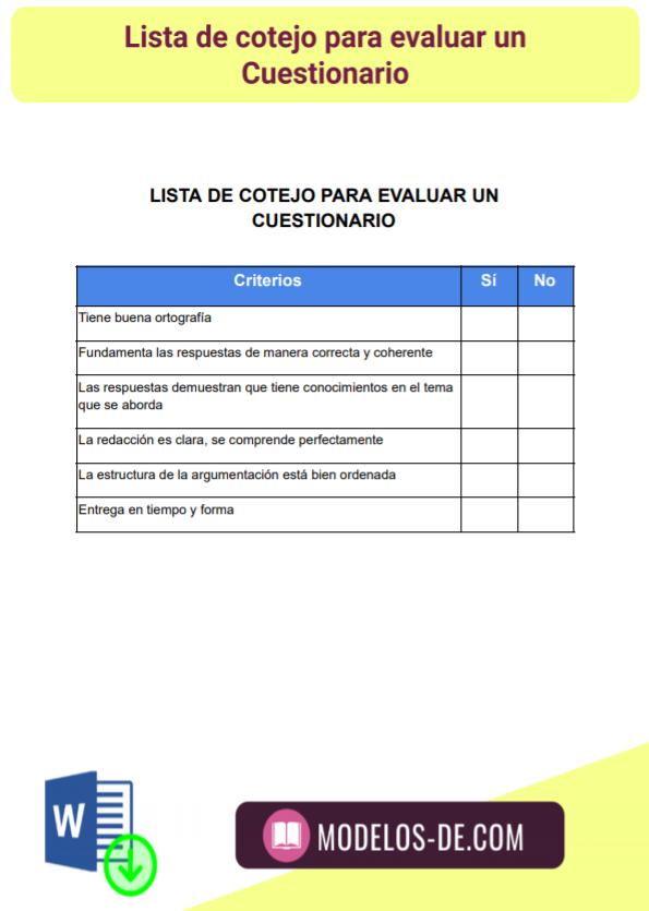 modelo-plantilla-formato-lista-cotejo-evaluar-cuestionario