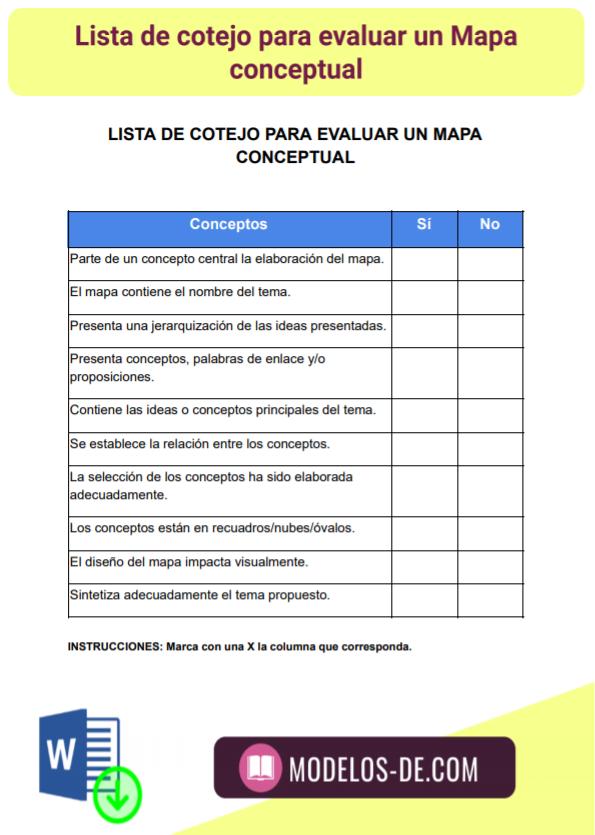 modelo-plantilla-formato-lista-cotejo-evaluar-mapa-conceptual