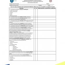 modelo-plantilla-formato-lista-cotejo-evaluar-planeacion-didactica