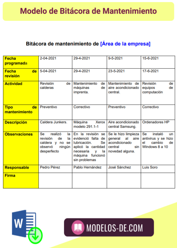 modelo-formato-bitacora-mantenimiento