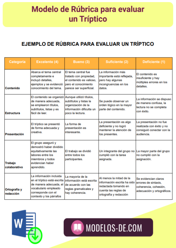 modelo-rubrica-evaluar-triptico-ejemplo-formato